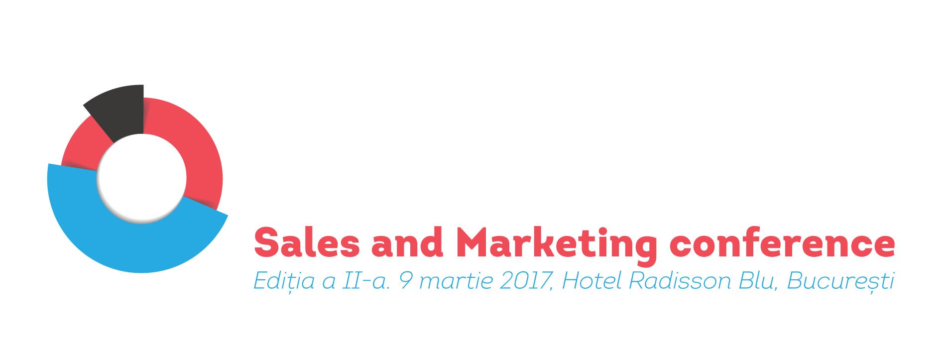 Sales & Marketing Conference, ediția a II-a