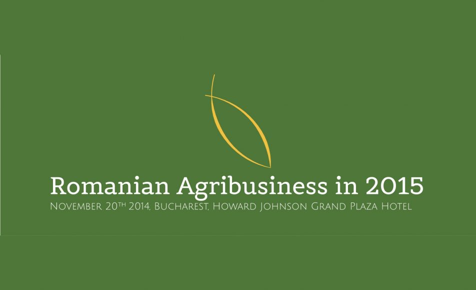 Romanian Agribusiness in 2015