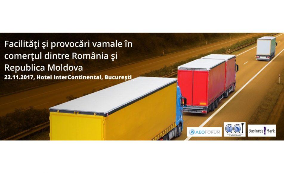 Facilități și provocări vamale în comerțul dintre România și Republica Moldova