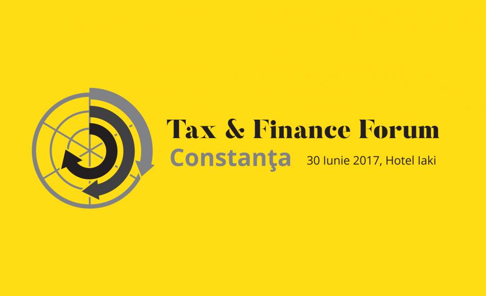 Tax & Finance Forum, Constanța