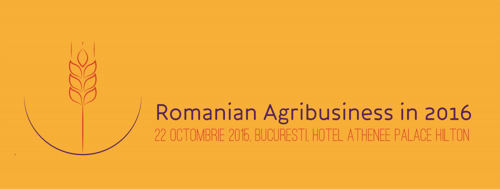Romanian Agribusiness in 2016