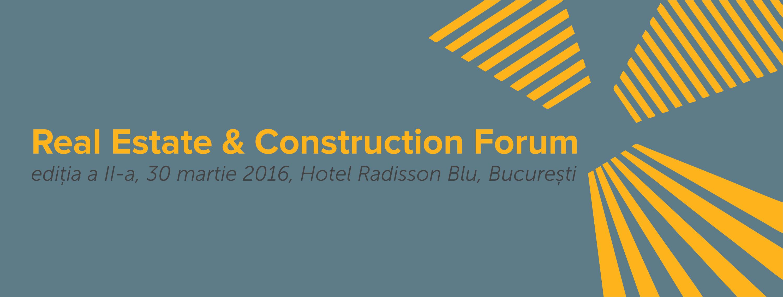 Real estate & Construction Forum, Ediția a II-a