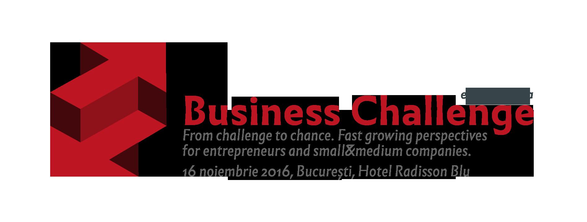 Business Challenge, ediția a III-a