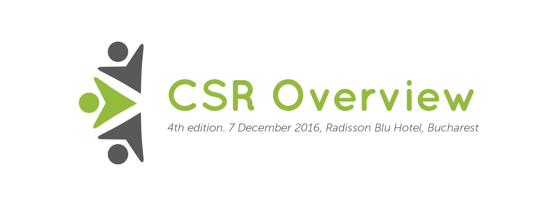 CSR Overview, Ediția a IV-a
