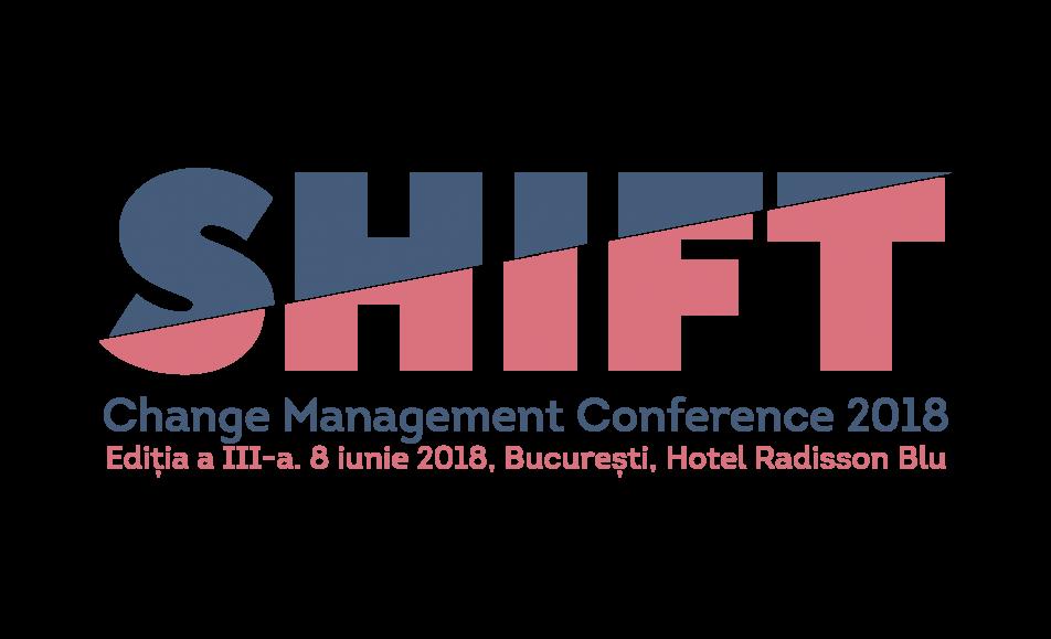 SHIFT. Change Management Conference 2018