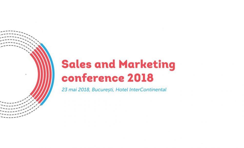 Sales & Marketing conference 2018, București