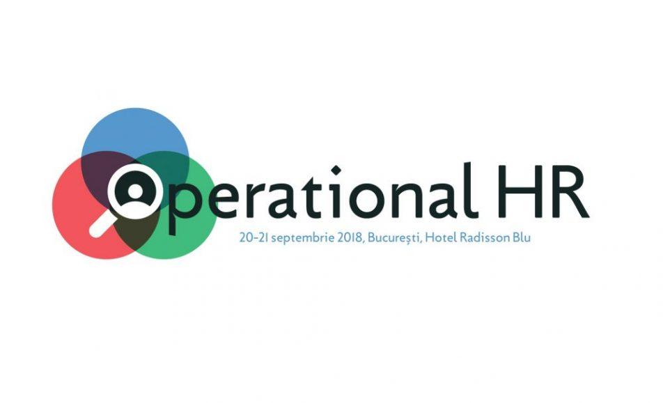 Operational HR 2018, București