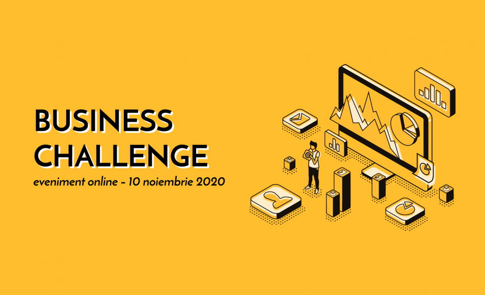 BUSINESS CHALLENGE (eveniment online)