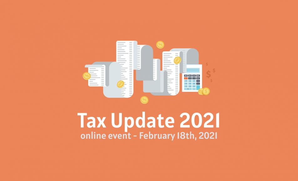 TAX UPDATE 2021 (eveniment online)